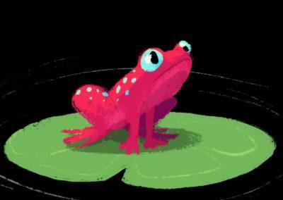 neonfrog